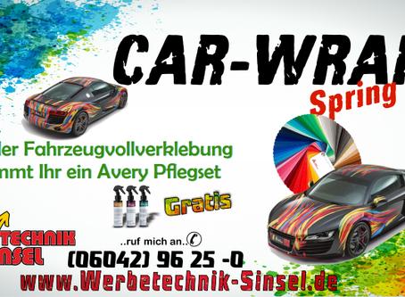 CarWrap Spring SALE