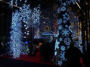 weihnachtsbeleuchtung, blachere, illumination, mk illumination, straßenüberspannungen, giebelbeleuchtung, baumbeleuchtung, mastmotive, gebäudeillumination, christmasworld, christmasworld-wts