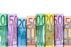 Finanzierung Geldscheine