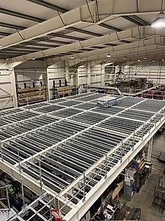 F5 Mezzanine Floor Completion