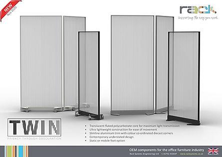 Twin Floorstanding Screen Launch