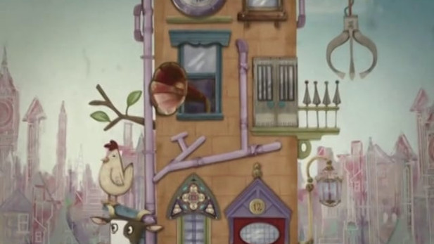 Alph and Betty's Topsy Turvy World
