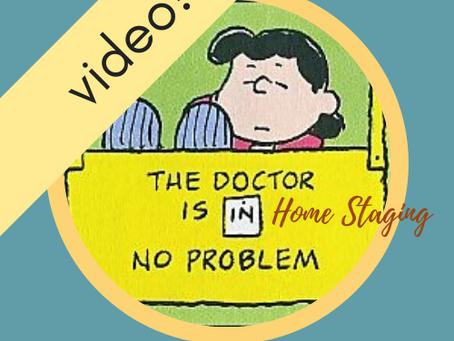 La psicologa e l'architetto, Moving e l'Home Staging
