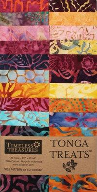 Timeless Treasures- Tonga Treats- Dragonfly