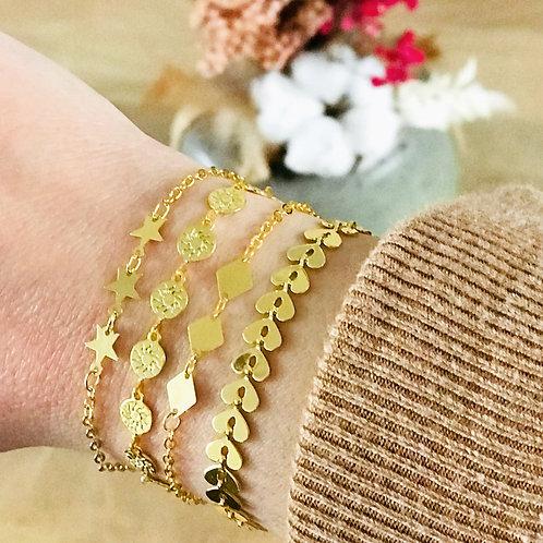 Bracelets Les indispensables (2)