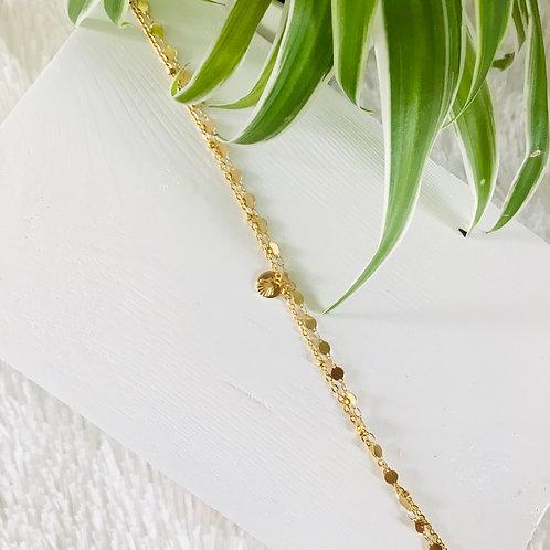 Bracelet de cheville SHELLY