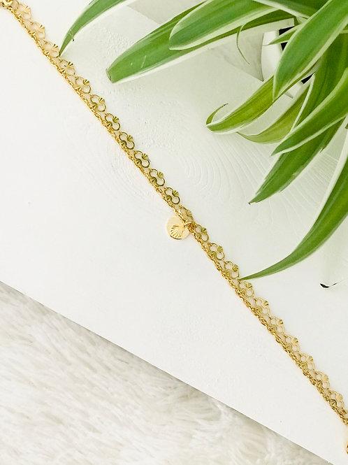 Bracelet cheville CARISSA