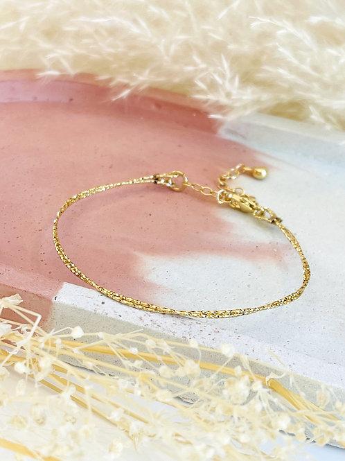 Bracelet AEL Plaqué or