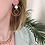 Thumbnail: Copie de Boucles d'oreilles SIGRID (doré)