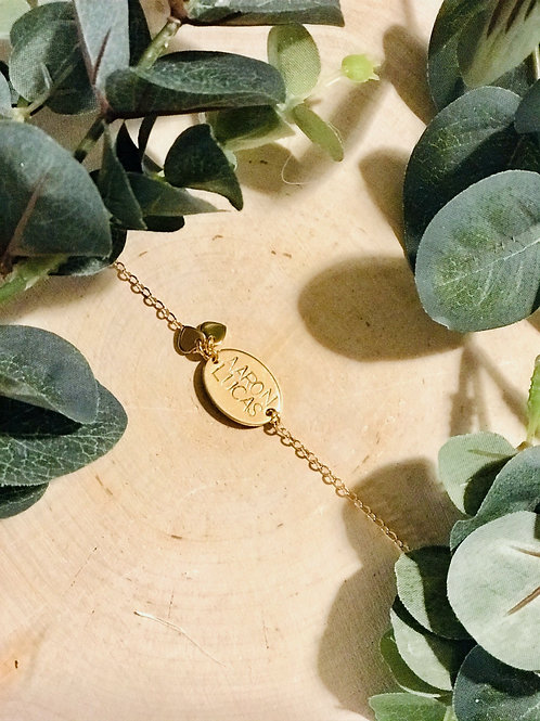 Bracelet prénom(s) ou initiale(s)