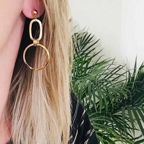 Boucles d'oreilles KALY