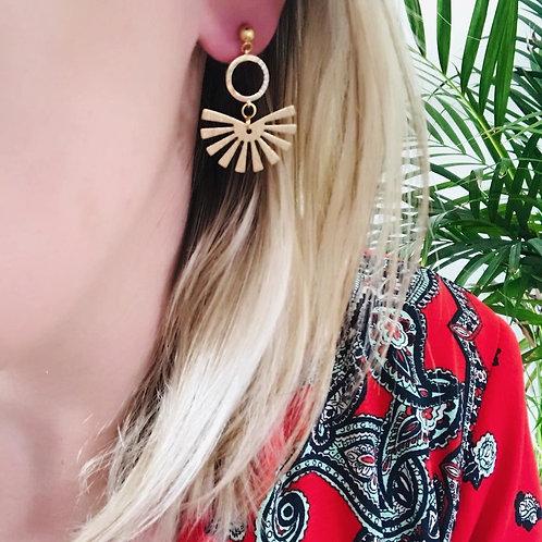 Boucles d'oreilles FIONA