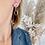 Thumbnail: Boucles d'oreilles KYKLOS Argent