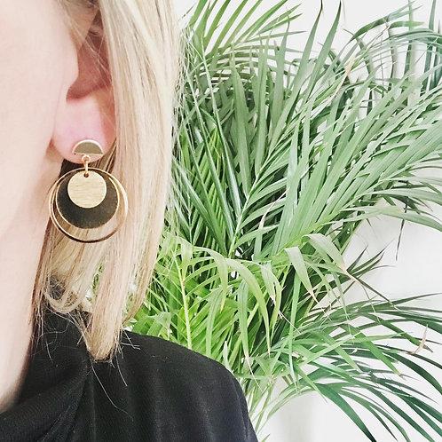 Boucles d'oreilles DEBORA