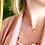 Thumbnail: Boucles d'oreilles PACIFIA