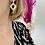 Thumbnail: Boucles d'oreilles ALIANE