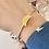 Thumbnail: Bracelet SÉLÉNÉ Plaqué or