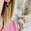 Thumbnail: Boucles d'oreilles BIANCA ( Noir )