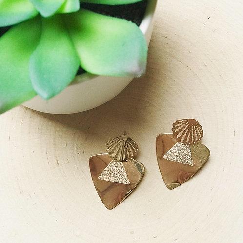 Boucles d'oreilles ARIEL