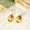 Thumbnail: Boucles d'oreilles HAZEL