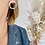 Thumbnail: Boucles d'oreilles HYBRIS Argent