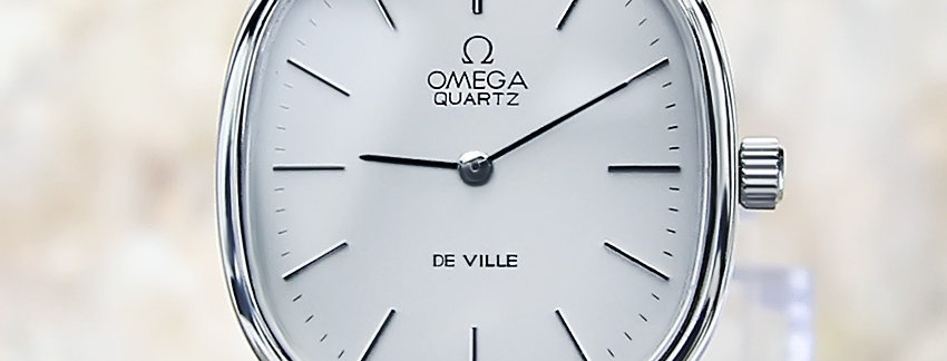 Omega DeVille Swiss Watches on Sale