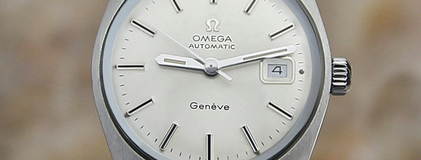 1970's Omega Geneve Watch