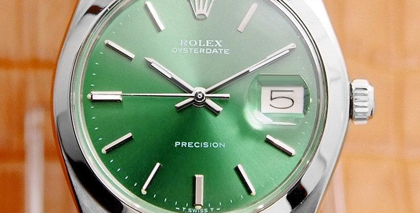 Rolex 6694 Men's Watch