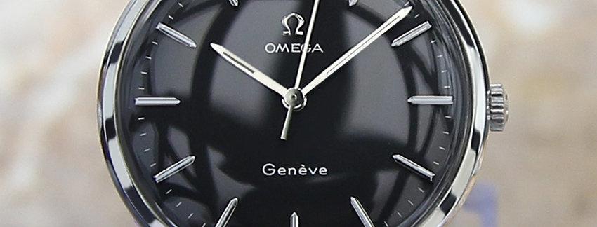 Omega Geneve 131 019 Men's Watch