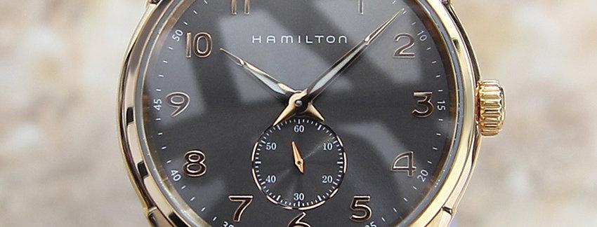 Hamilton Jazzmaster H384410 Men's Watch