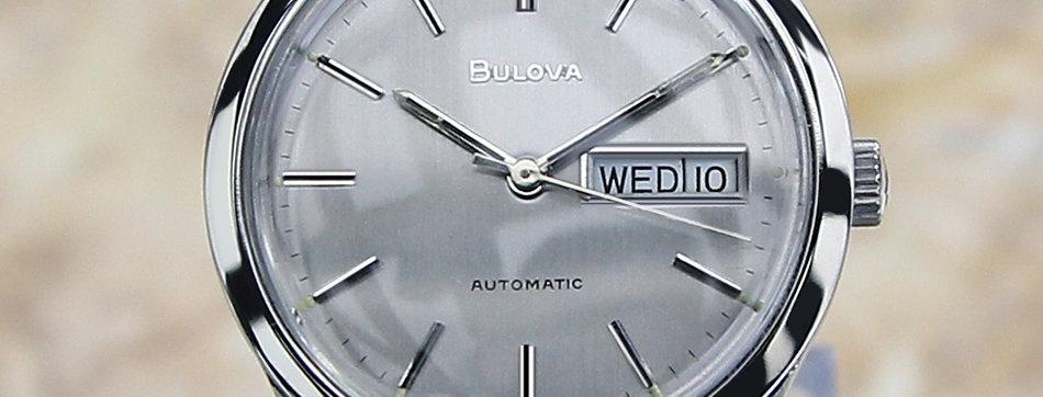 Bulova N8 Automatic Watch