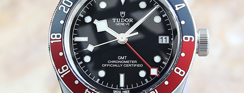 Tudor Black Bay GMT 79830RB Men's Watch
