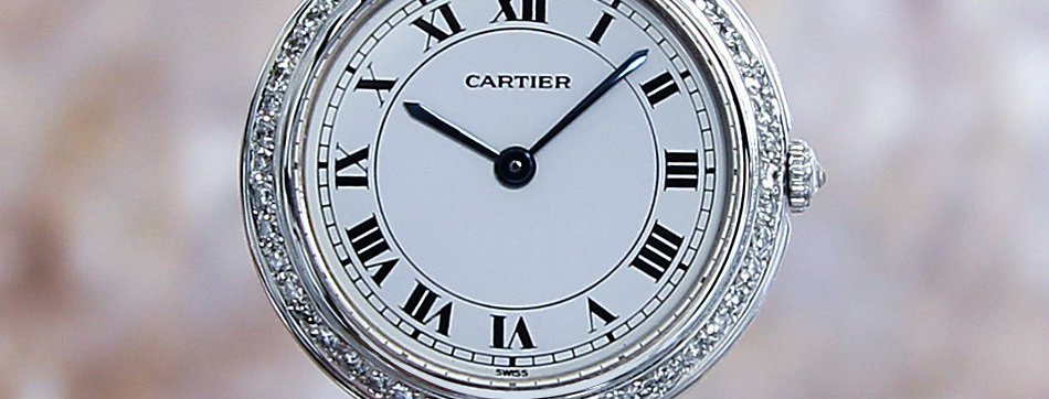 1990 Cartier Paris Watch