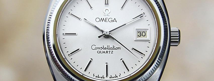 Omega Constellation Watch for Woman