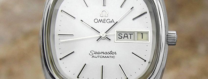 Omega Seamaster 166.0216.2 Men's Watch