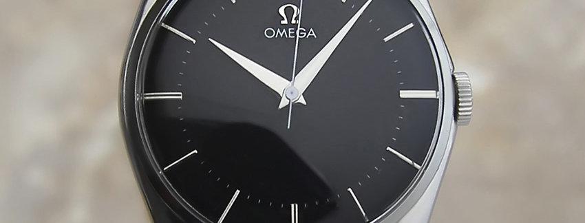 Omega 2834-3 Men's Watch