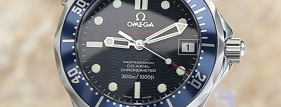 Omega Seamaster Swiss Watches on Sale