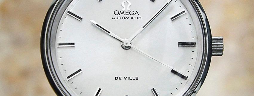 1960 Omega DeVille Men's Watch