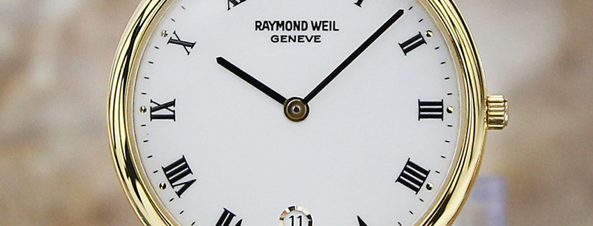 2000 Raymond Weil Watch