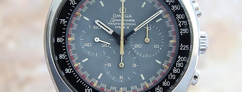1970's Omega Speedmaster Mark II Watch