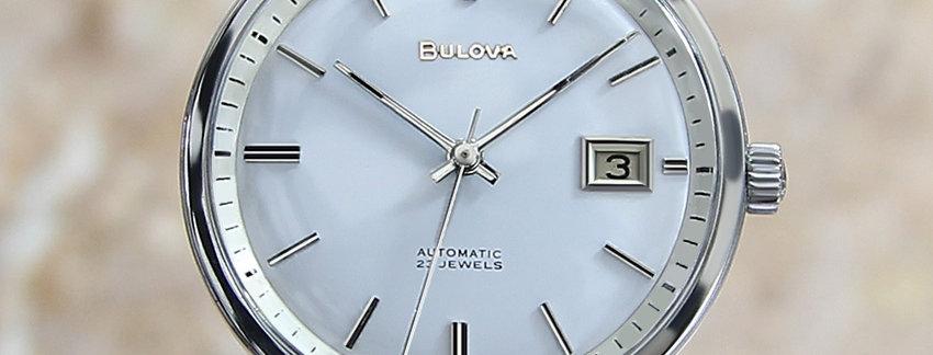 Bulova 36mm Men's Watch