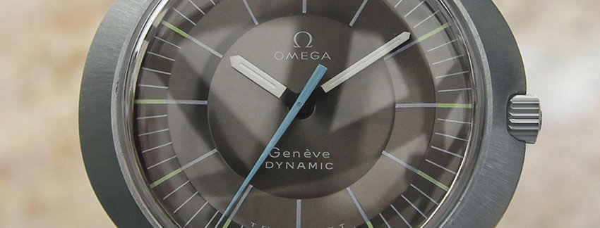Omega Geneve Dynamic Men's Watch