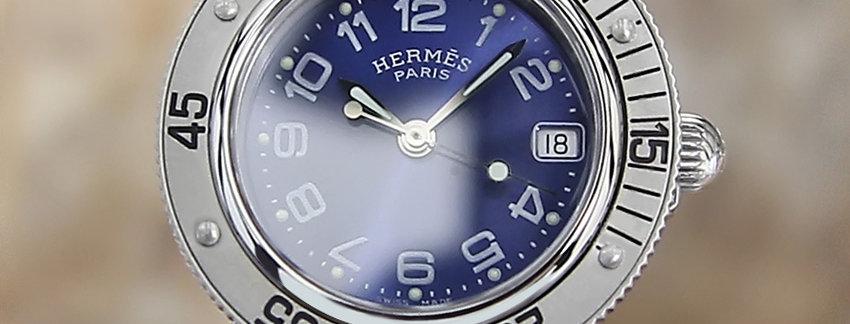 Hermes Clipper CL5 210 Luxury Watch