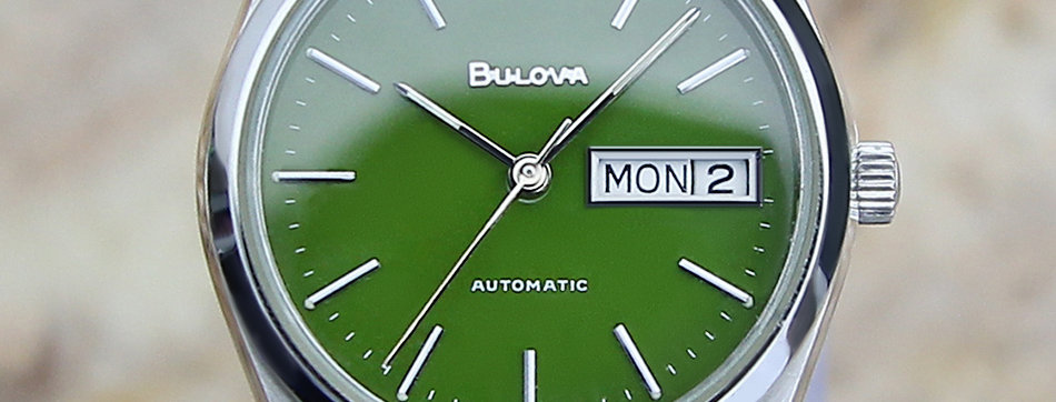 Bulova N9 Automatic Watch