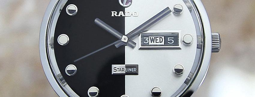 Rado Starliner Daymaster Men's Watch
