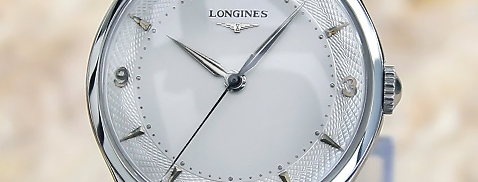 1960 Longines Watch
