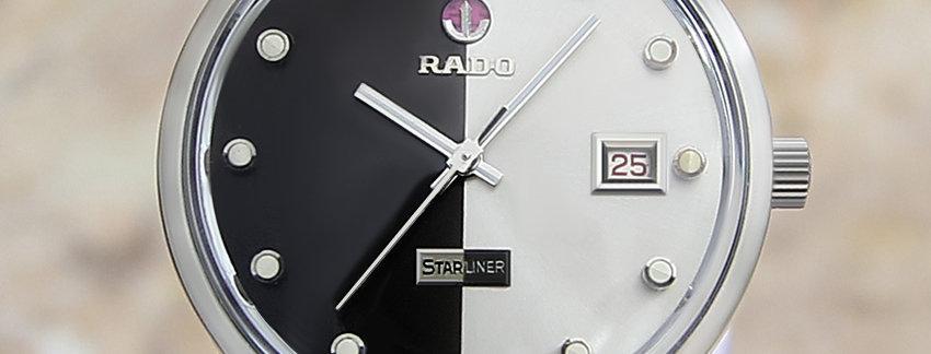 Rado Starliner Daymaster 11757/1 Men's Watch