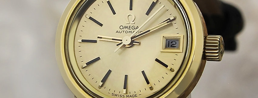 1960's Omega Watch