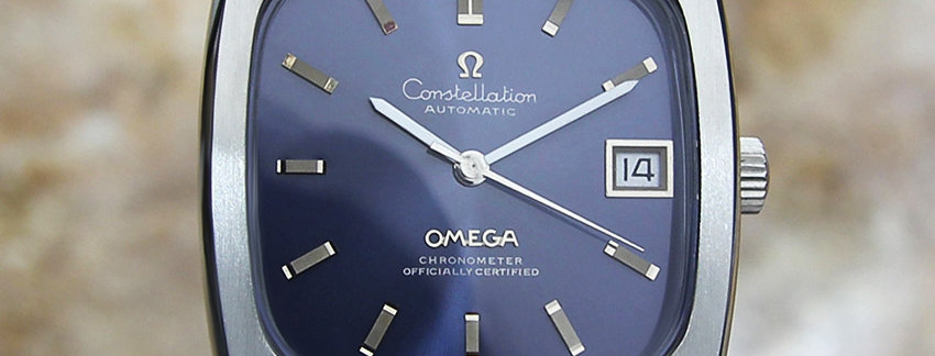 Omega Constellation 168 0058 Men's Watch