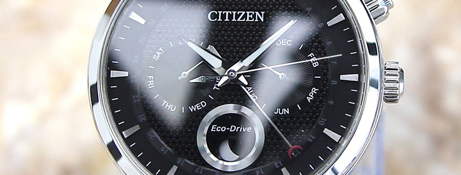 Collectible Citizen Eco Drive Watch